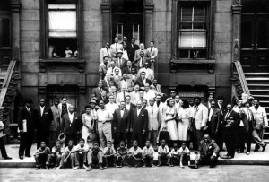 Great Day in Harlem (Art Kane)